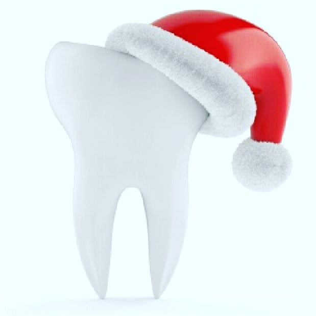 Уход за зубами зимой